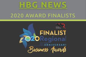 HBG NEWS - 2020 AWARD FINALISTS