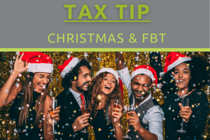 Tax Tip Christmas & FBT