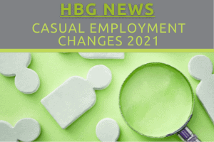 Casual Employment Changes
