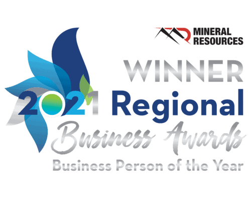 RKCC Awards 2021 - Winner Business Person of the Year